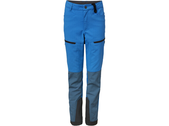 North Bend Trekk Pantalon Enfant, blue electric